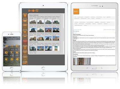 Real Estate Valuator inclusief toegang tot www.myREV.nl (abonnement)