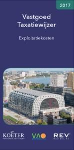 Vastgoed Taxatiewijzer - Exploitatiekosten 2017 (los exemplaar)